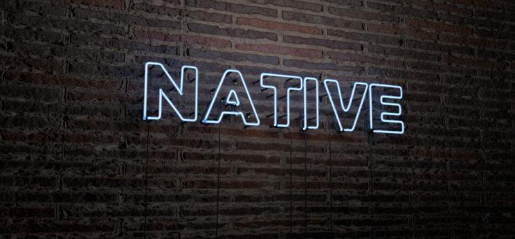5 Key benefits of native ads